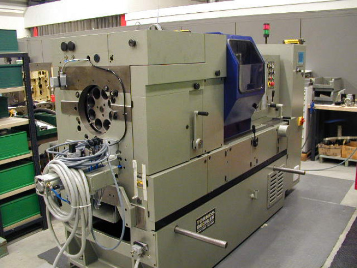 Tornos BS20 B Multi-Spindle Screw Machine