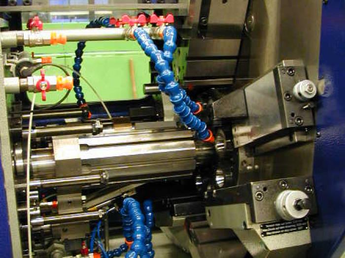 Tornos BS20B Multi-Spindle Screw Machine