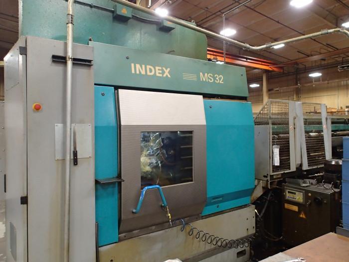 INDEX MS32-B