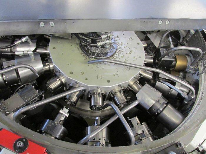 Hydromat HB32/45-16 Rotary Transfer Machine
