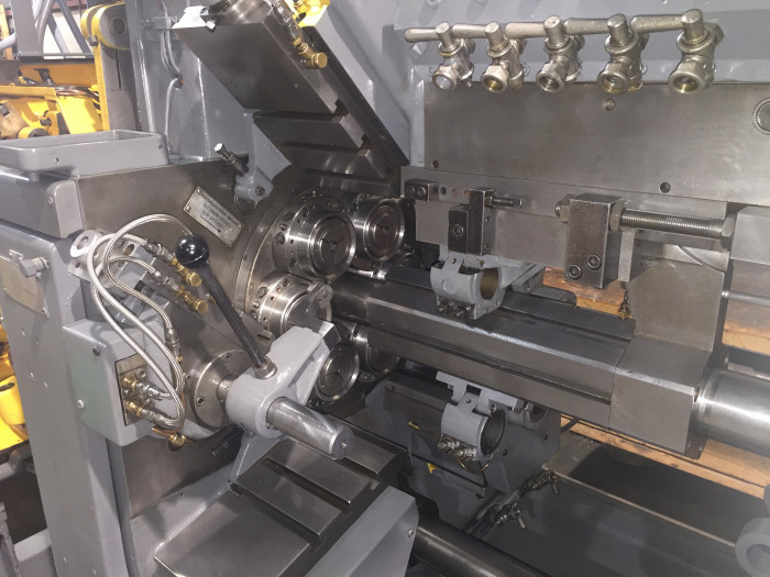 Wickman Multi-spindle