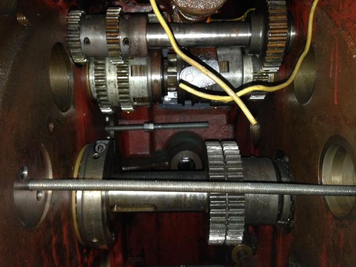 "ACME-GRIDLEY 1-5/8"" RB-8 Threading Clutch"