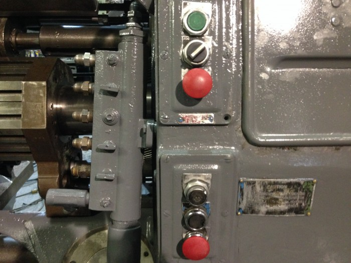 "ACME-GRIDLEY 1-5/8"" RB-8"
