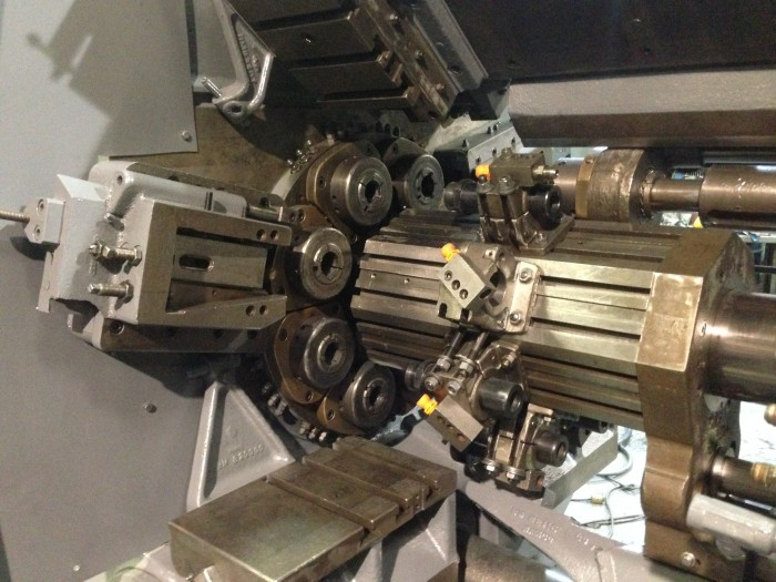 "ACME-GRIDLEY 1-5/8"" RB-8 Screw Machine"