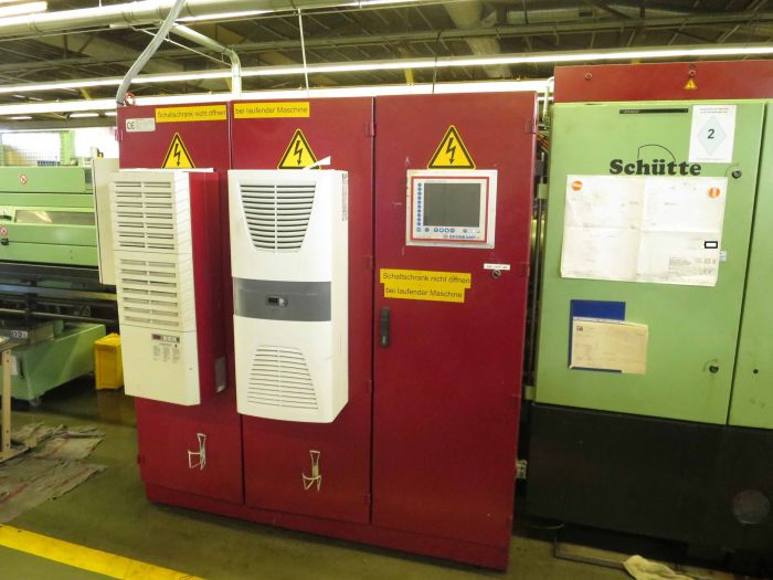 Schutte S 32 PC Multispindle