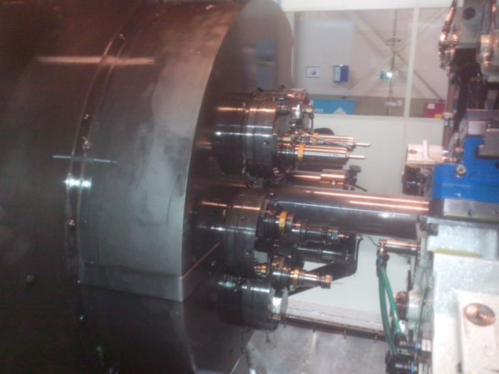 Schutte SC7-32 CNC Multi-spindle