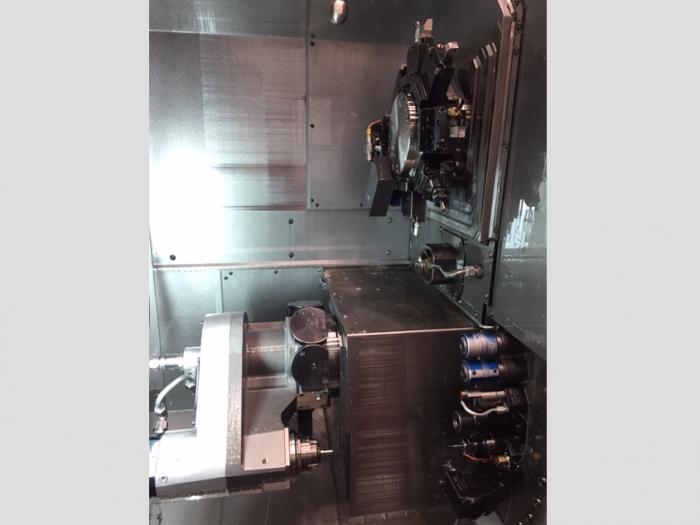 Traub TNL18 CNC Swiss Screw Machine