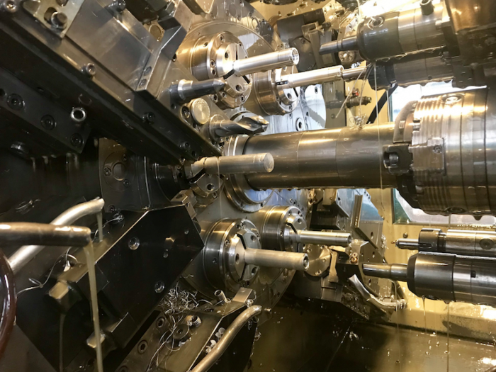 INDEX MS42C Multi-Spindle