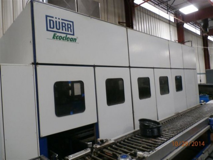 Durr Ecoclean 86 W5