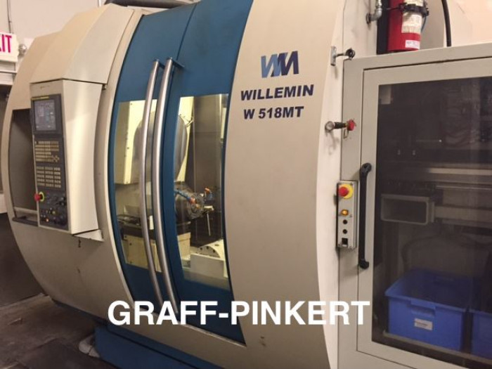Willemin W518MT