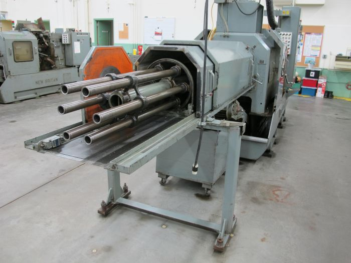 New Britain Model 52 6-Spindle Screw Machine