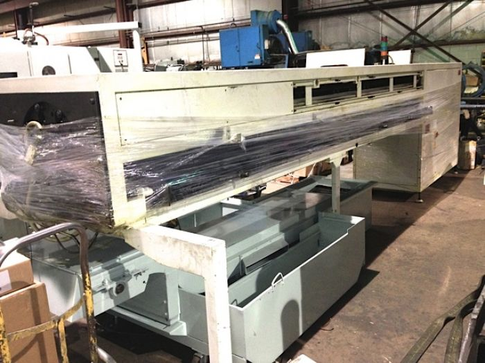 Cucchi Bar Loader for 8-32 Euroturn Multi-Spindle