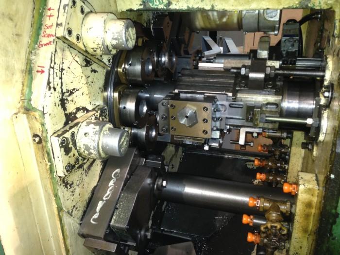 """ACME 2-3/8"""" HSC-6 High Speed Chucker"""