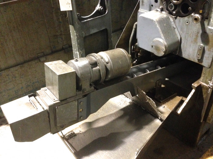 Wickman Screw Machine