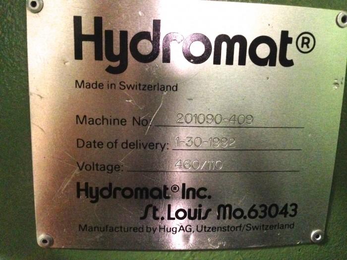 Hydromat HW 25-12