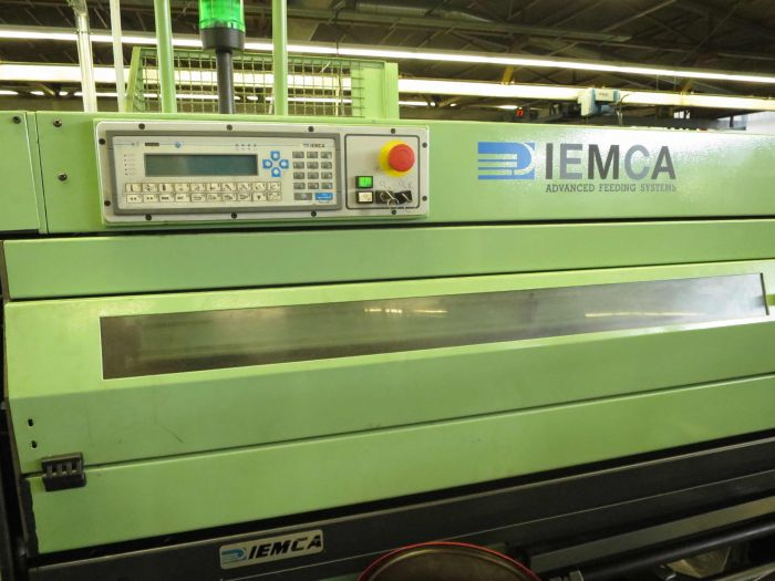 IEMCA Bar Loader on Schutte S 32 PC