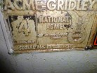 "ACME-GRIDLEY 4"" RB-6"