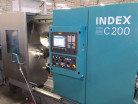 INDEX C200 CNC Lathe