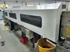 Caddie automatic bar loader on Tornos AS14