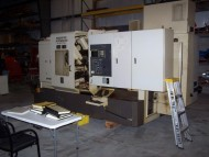 Mitsubishi CNC Multi-Spindle Automatic