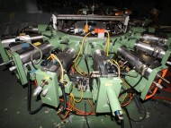 Hydromat HB 32-16 Rotary Transfer Machine