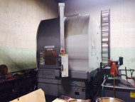 V850M CNC 3-Axis Vertical Turning & Boring and Milling Center