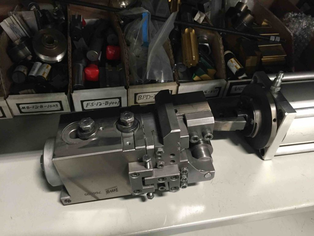 Euroturn (ZPS) 8-32S Rebuilt (Spindle Stopper) | Used Screw