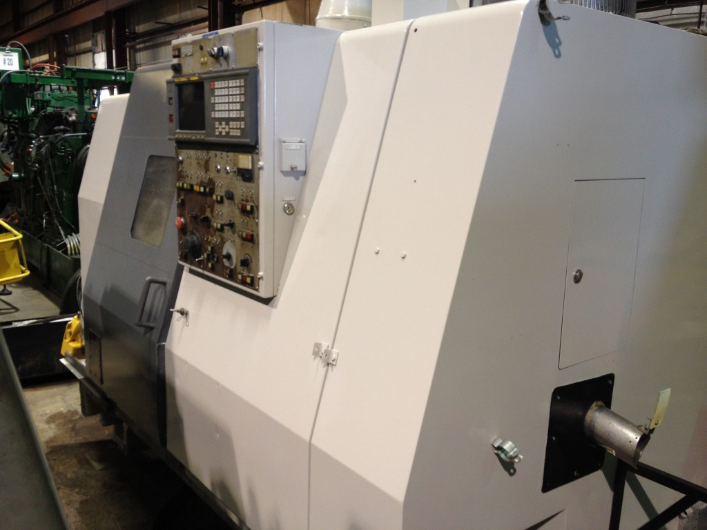 Mori Seiki ZL-25B/500 CNC Lathe (with 3-Jaw Chuck) | Used