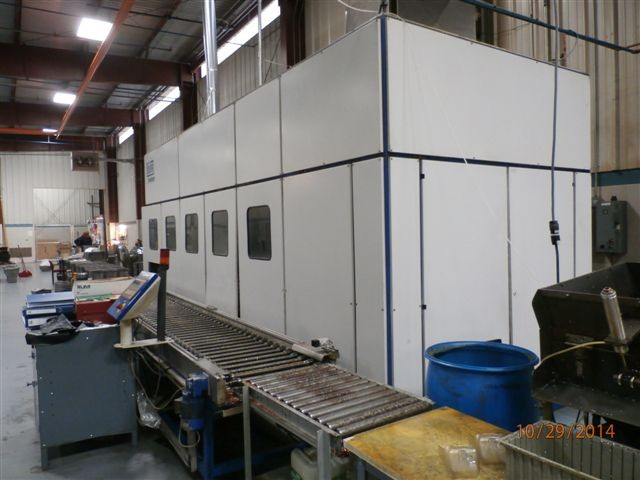 Durr Ecoclean 86 W5 Parts Washer Used Screw Machines